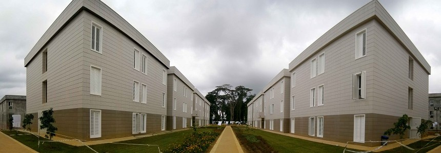 American University of Central Africa Residences